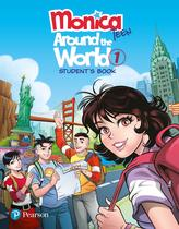 Livro - Monica Teen: Around The World Student Book 1 - Pack -