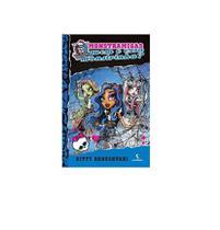 Livro Monster High Vol 3 Monstramigas Quem é Essa Monstrinha - Salamandra