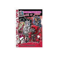 Livro Monster High Vol 4 Monstramigas Até o Fim - Salamandra