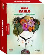 Livro - Montando Biografias: Frida Kahlo -