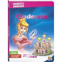 Livro - Monte e brinque II: Cinderela -