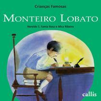 Livro - Monteiro Lobato -