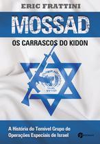 Livro - Mossad os Carrascos do Kidon -