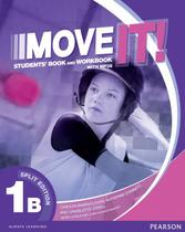 Livro - Move It - IB Split Edition & workbook MP3 PACK - level 1 -