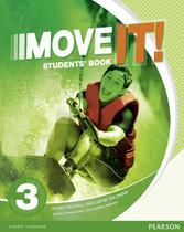 Livro - MoveIt - Students Book - Level 3 -