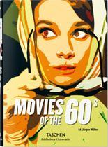 Livro - Movies of the 1960s -