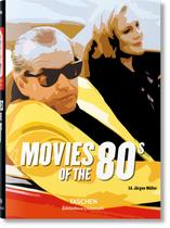 Livro - Movies of the 1980s -
