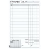 Livro Movimento Caixa Oficio 100 Folhas (7891027951528) - GNA