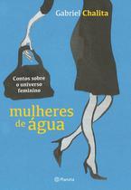 Livro - Mulheres de água -