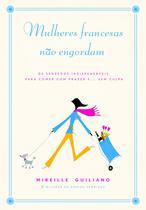 Livro - Mulheres francesas não engordam -