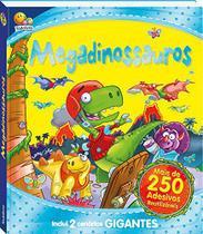 Livro - Multiatividades e diversão! Megadinossauros -