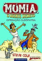 Livro - Múmia, O Agente Secreto - Operação Cleópatra -