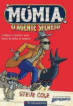 Livro - Múmia, O Agente Secreto -