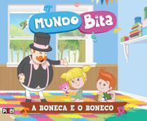 Livro - Mundo Bita - A boneca e o boneco -