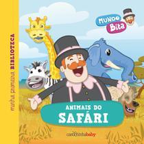 Livro - Mundo Bita: Animais do safári -