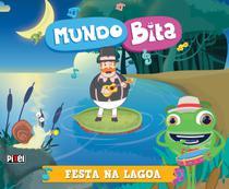 Livro - Mundo Bita - Festa na lagoa -