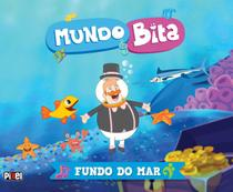 Livro - Mundo Bita - Fundo do mar -