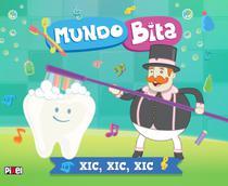 Livro - Mundo Bita - Xic, Xic, Xic -