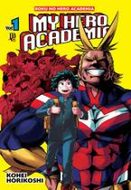 Livro - My Hero Academia - Vol. 1 -