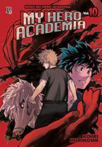 Livro - My Hero Academia - Vol. 10 -