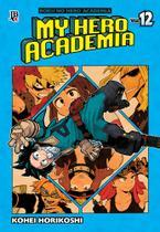 Livro - My Hero Academia - Vol. 12 -