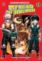 Livro - My Hero Academia - Vol. 13 -