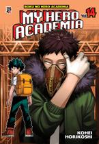 Livro - My Hero Academia - Vol. 14 -