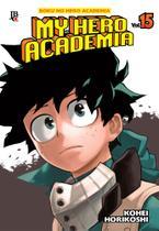 Livro - My Hero Academia - Vol. 15 -