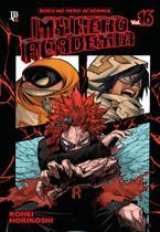 Livro - My Hero Academia - Vol. 16 -