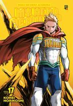 Livro - My Hero Academia - Vol. 17 -