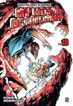 Livro - My Hero Academia - Vol. 18 -