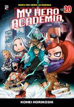 Livro - My Hero Academia - Vol. 20 -