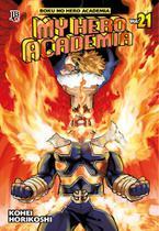 Livro - My Hero Academia - Vol. 21 -