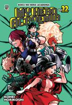 Livro - My Hero Academia - Vol. 22 -