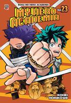 Livro - My Hero Academia - Vol. 23 -