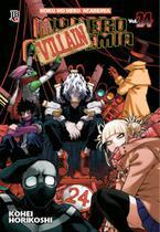 Livro - My Hero Academia - Vol. 24 -