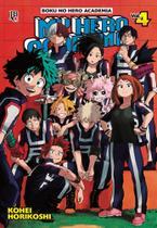 Livro - My Hero Academia - Vol. 4 -