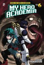 Livro - My Hero Academia - Vol. 6 -