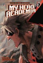Livro - My Hero Academia - Vol. 7 -