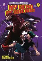 Livro - My Hero Academia - Vol. 9 -