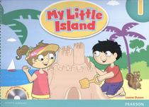 Livro - My Little Island 1 Student's Book with CD-Rom -