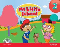 Livro - My Little Island 2 Sb W_Cd-Rom -