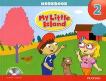 Livro - My Little Island 2 Workbook W__Songs & Chants Audio Cd -