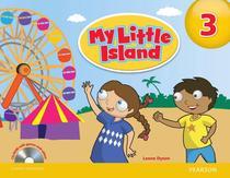 Livro - My Little Island 3 Student's Book W CD-Rom -