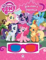 Livro - My Little Pony - Bem-vindo a Ponyville -