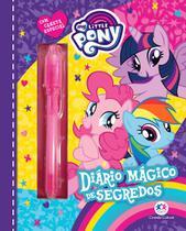 Livro - My Little Pony - Diário mágico de segredos -