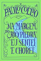 Livro - Na margem do Rio Piedra eu sentei e chorei -