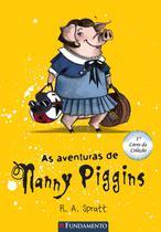 Livro - Nanny Piggins 01 - As Aventuras De Nanny Piggins -