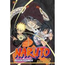 Livro - Naruto Gold - 52 -