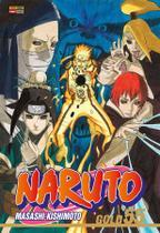 Livro - Naruto Gold - 55 -